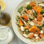 Salata de dovleac si quinoa