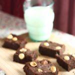 Brownies cu alune de padure