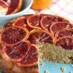 Prajitura cu portocale rosii la aniversare