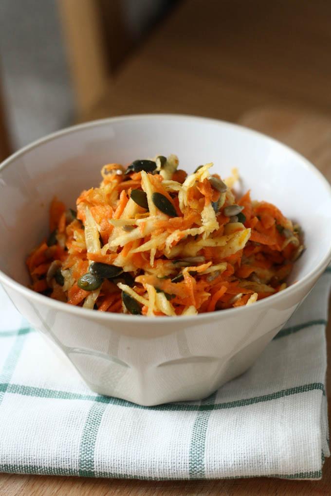 chefal cu salata de morcovi-2