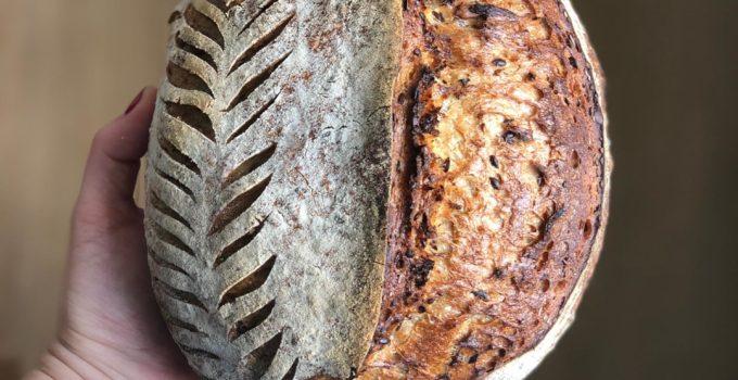 Paine cu maia – introducere si o reteta de paine cu seminte
