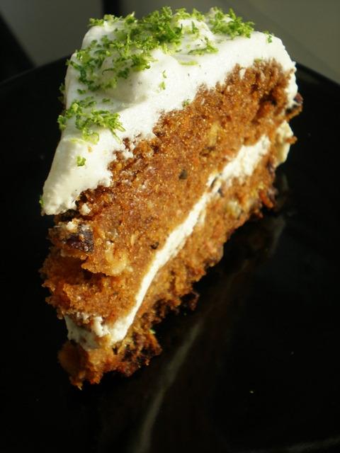 Carrot cake (tort de morcovi)