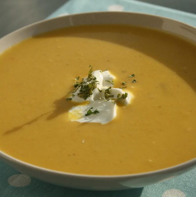 O supa si o invitatie :)