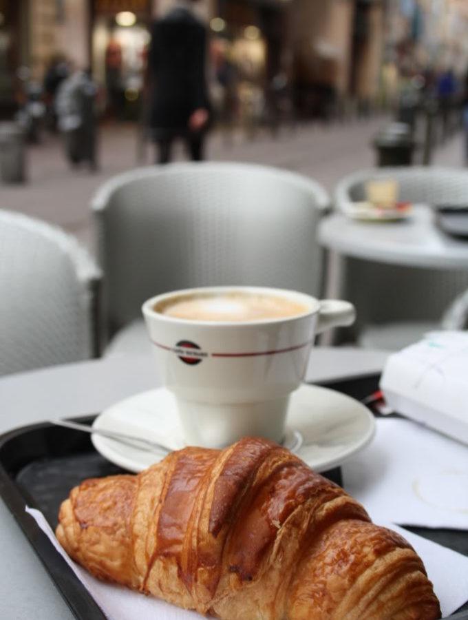 Excursie in Franta