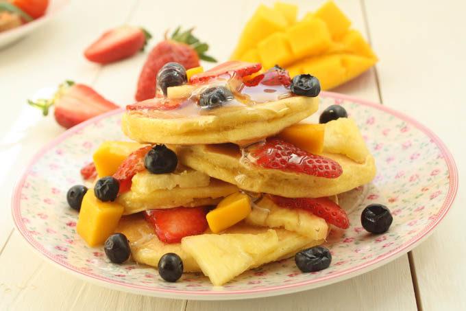 Micul dejun perfect in Glamour