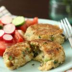 Chiftelute de risotto (risotto cakes)