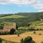 Cu bazaarul in vacanta: Toscana